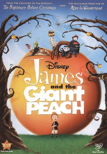 James and the Giant Peach [Special Edition] [DVD] [1996] 1114937