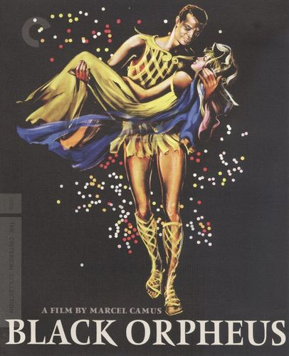 Black Orpheus [Criterion Collection] [Blu-ray] [1959] 1118351