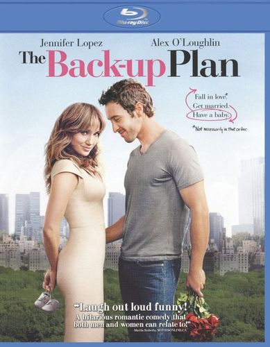 The Back-up Plan [Blu-ray] [2010] 1144188