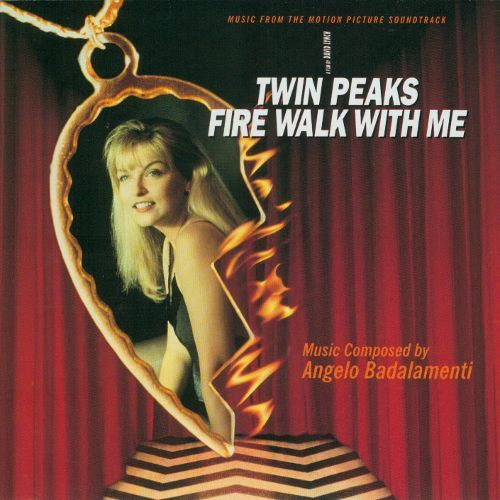 Twin Peaks: Fire Walk with Me [Music from the Motion Picture Soundtrack] [CD] 1147422