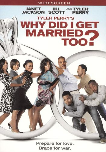 Tyler Perry's Why Did I Get Married Too? [WS] [DVD] [2010] 1149492