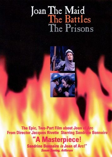 Joan the Maid: The Battles/Joan the Maid: The Prisons [2 Discs] [DVD] 11498426