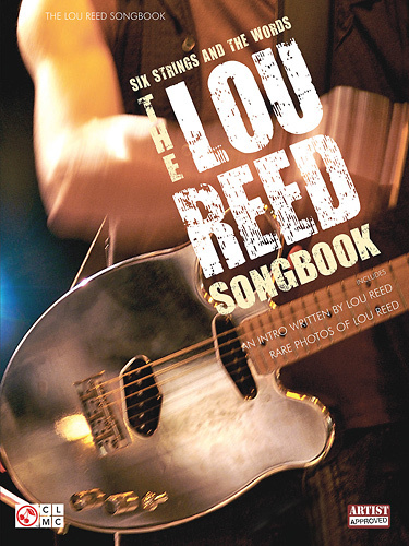 Hal Leonard - Easy Guitar Lou Reed: The Lou Reed Songbook - Multi 1154952