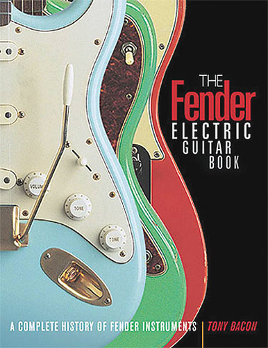 Hal Leonard - The Fender® Electric Guitar Book 3rd Edition - Multi 1155032