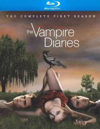 The Vampire Diaries: The Complete First Season [4 Discs] [Blu-ray] 1158136