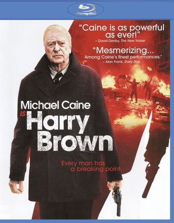 Harry Brown [Blu-ray] [2009] 1164895