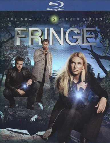 Fringe: The Complete Second Season [4 Discs] [Blu-ray] 1168009