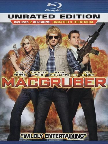 MacGruber [Rated/Unrated] [Blu-ray] [2010] 1169945
