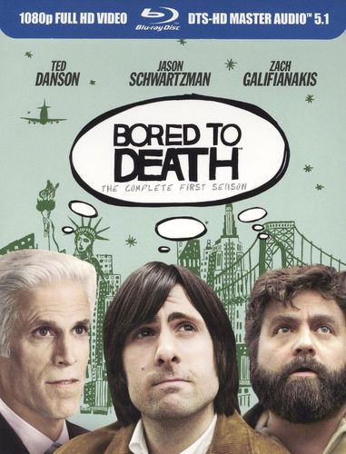 Bored to Death: The Complete First Season [3 Discs] [Blu-ray] 1170122