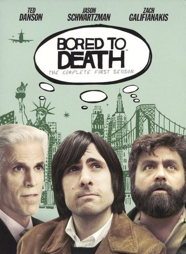 Bored to Death: The Complete First Season [2 Discs] [DVD] 1170131