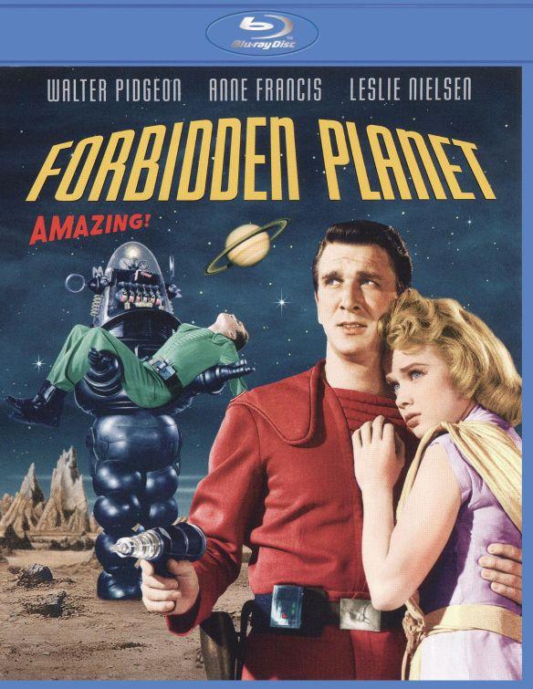 Forbidden Planet [Blu-ray] [1956] 1171097