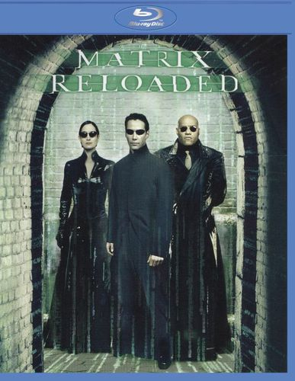 The Matrix Reloaded [Blu-ray] [2003] 1171194