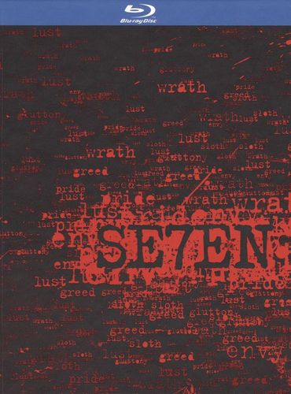 Seven [Blu-ray] [1995] 1171291