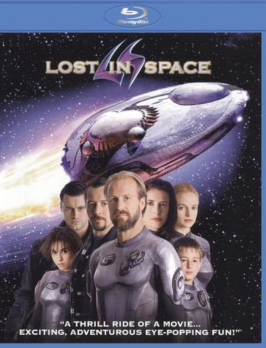 Lost in Space [Blu-ray] [1998] 1171389