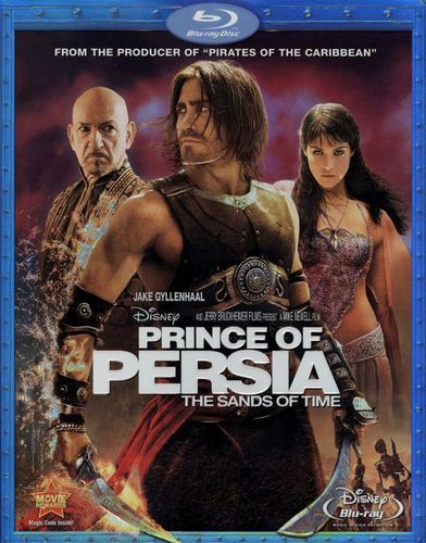 Prince of Persia: The Sands of Time [Blu-ray] [2010] 1182023
