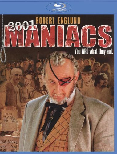 Image of 2001 Maniacs [Blu-ray] [2004]