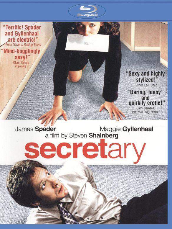 The Secretary [Blu-ray] [2002] 1197152