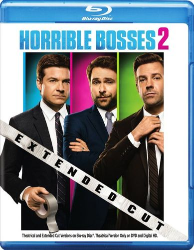 Horrible Bosses 2 [Extended Cut] [2 Discs] [Includes Digital Copy] [Ultraviolet] [Blu-ray/DVD] [2014] 1199016