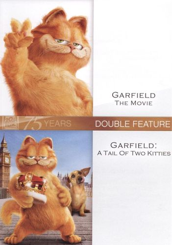 Garfield: The Movie/Garfield: Tale of Two Kitties [Fox 75th Anniversary] [2 Discs] [DVD] 1199141