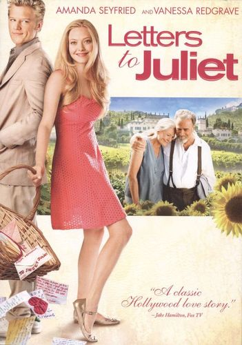 Letters to Juliet [DVD] [2010] 1203603