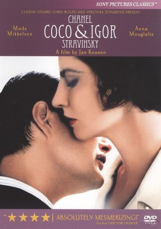 Coco Chanel and Igor Stravinsky [DVD] [2009] 1203676
