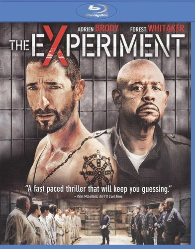 The Experiment [Blu-ray] [2010] 1203685