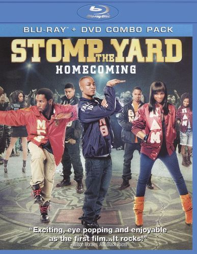 Stomp the Yard: Homecoming [Blu-ray/DVD] [2010] 1203694