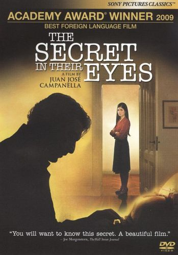 The Secret in Their Eyes [DVD] [2009] 1203703