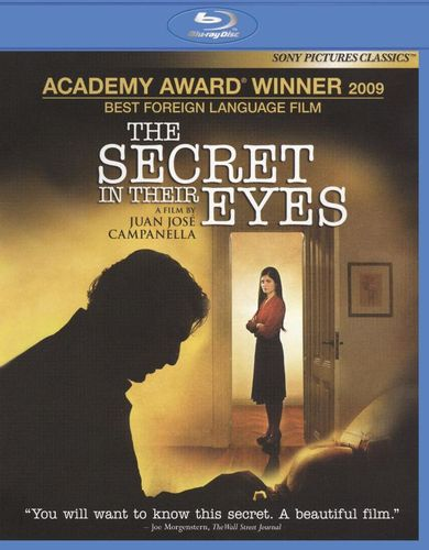 The Secret in Their Eyes [Blu-ray] [2009] 1203749