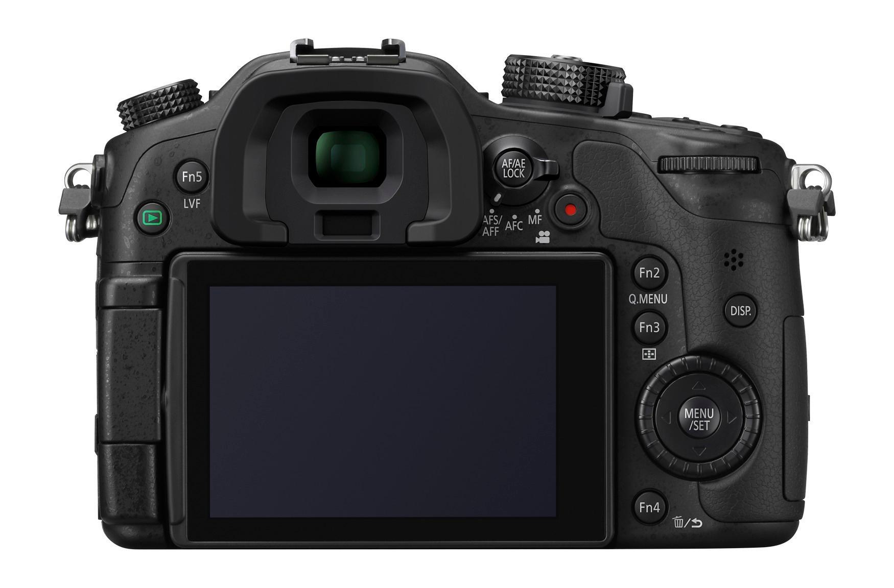 Panasonic--Lumix-GH4-Mirrorless