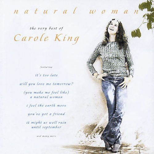 Natural Woman: The Very Best of Carole King [CD] 12117621