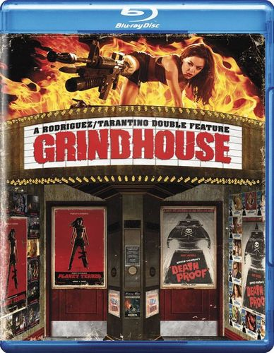 Grindhouse [Special Edition] [2 Discs] [Blu-ray] 1213691