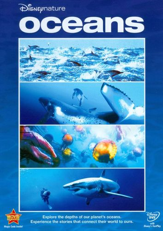 Disneynature: Oceans [DVD] [2009] 1215326