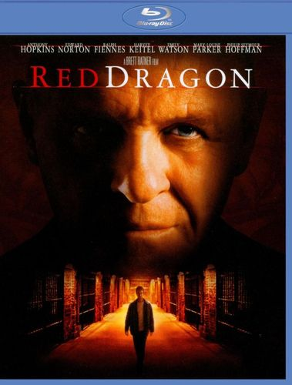 Red Dragon [Blu-ray] [2002] 1215501