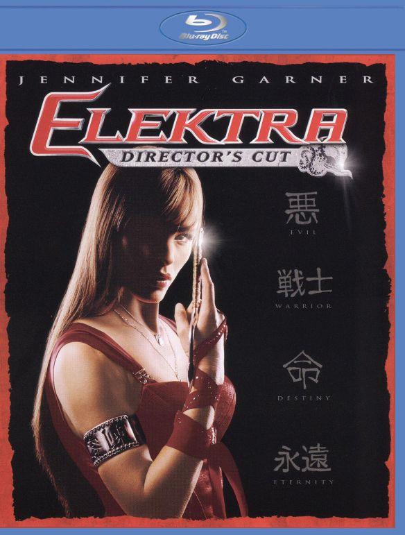 Elektra [Director's Cut] [Blu-ray] [2005] 1227506