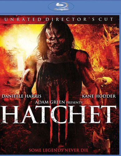 Hatchet III [Unrated] [Director's Cut] [Blu-ray] [2013] 1228366