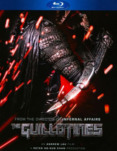The Guillotines [2 Discs] [Blu-ray/DVD] [2012] 1228611