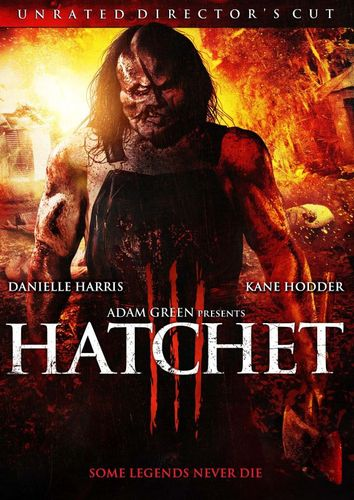 Hatchet III [Unrated] [Director's Cut] [DVD] [2013] 1229295