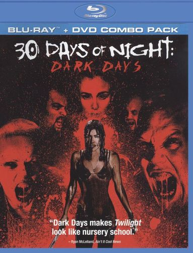 30 Days of Night: Dark Days [2 Discs] [Blu-ray/DVD] [2010] 1235074