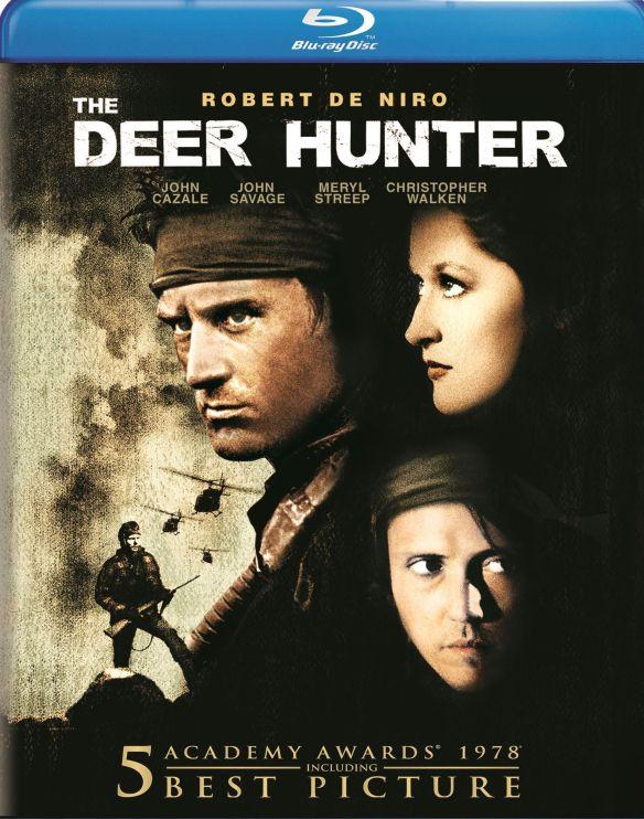 The Deer Hunter [Blu-ray] [1978] 1242393