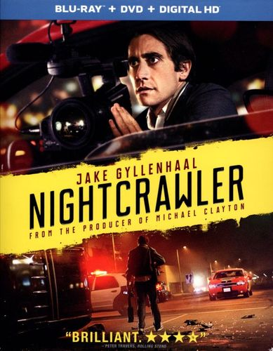 Nightcrawler [2 Discs] [Includes Digital Copy] [UltraViolet] [Blu-ray/DVD] [2014] 1242506