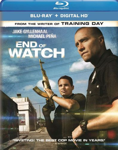 End of Watch [Includes Digital Copy] [UltraViolet] [Blu-ray] [2012] 1242579