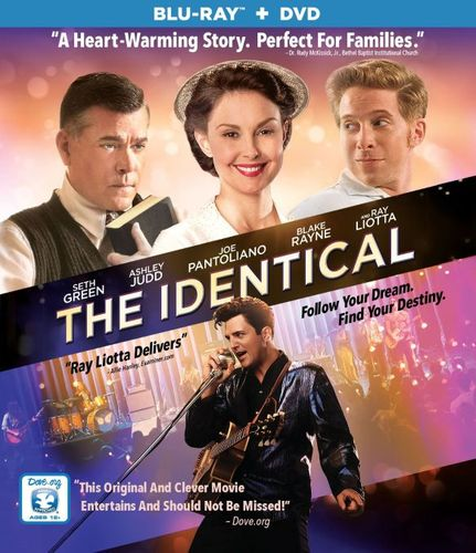 The Identical [2 Discs] [Blu-ray] [2014] 1242588