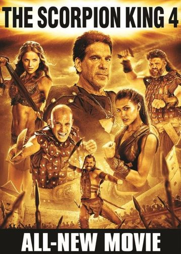 The Scorpion King 4: Quest for Power [DVD] [2015] 1242606