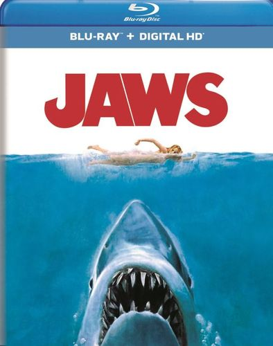 Jaws [Includes Digital Copy] [UltraViolet] [Blu-ray] [1975] 1242615