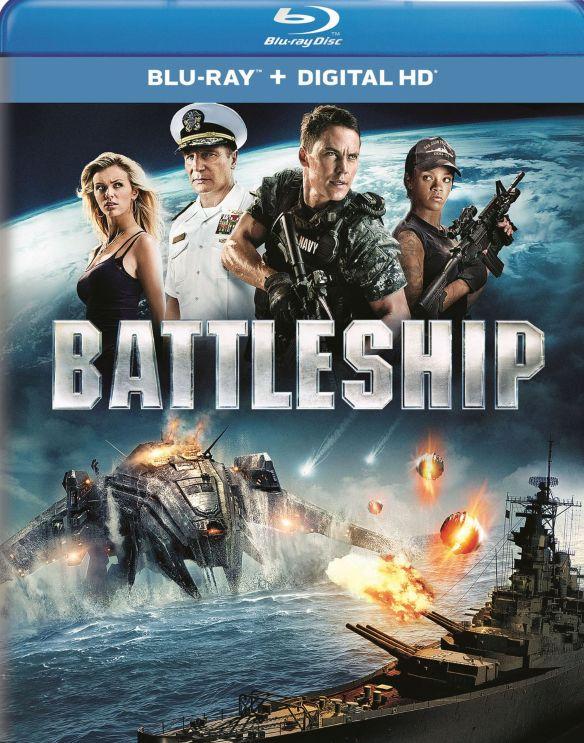 Battleship [Includes Digital Copy] [UltraViolet] [Blu-ray] [2012] 1242688