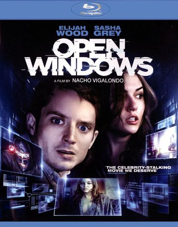 Open Windows [Blu-ray] [2014] 1242697