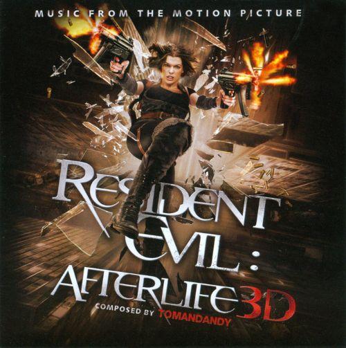 Resident Evil: Afterlife 3D [CD] 1242747