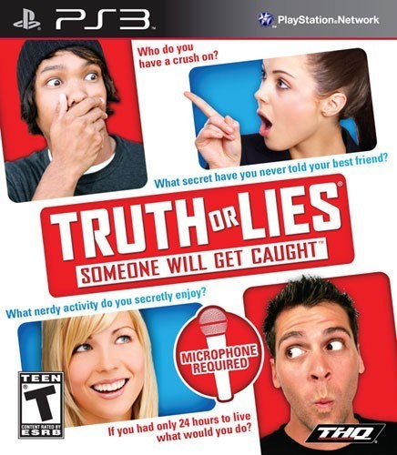 Truth or Lies - PlayStation...