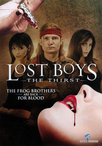 Lost Boys: The Thirst [DVD] [2010] 1245061